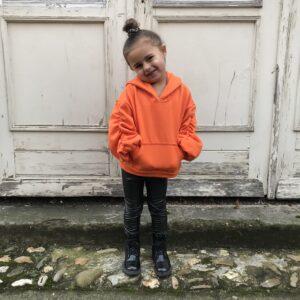 Mila Leatherlook legging