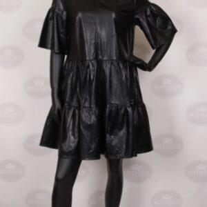 Joanna Leatherlook Dress