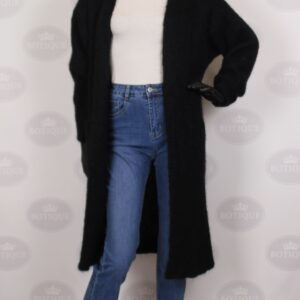 Cleo Vest Zwart