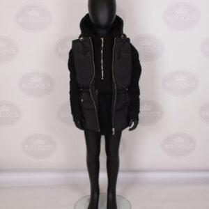 Yara Bodywarmer Zwart