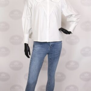 Hailey Blouse Wit