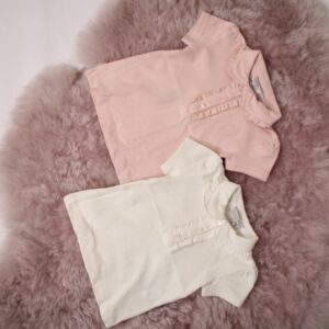 Baby – Ivy Polo Off White