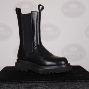 Fay Chelsea Boots Zwart