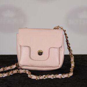 Farah Mini Tas Roze