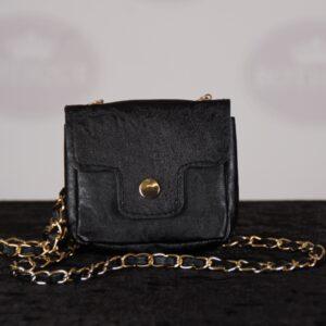Farah Mini Tas Zwart