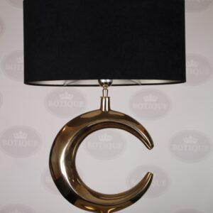 Lampenvoet Gouden 'C'