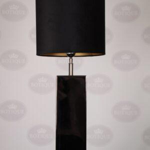 Lampenkap Zwart